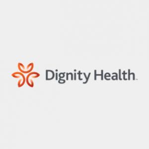 dignity health logo boxed