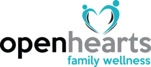 open hearts logo