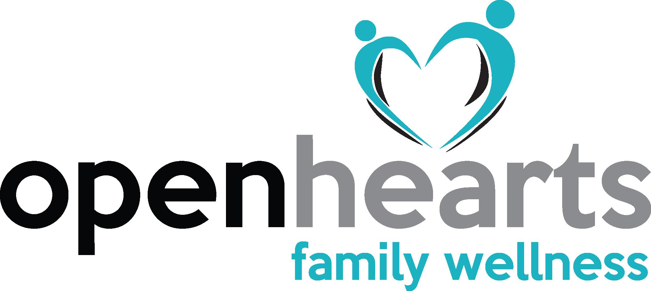 open hearts logo