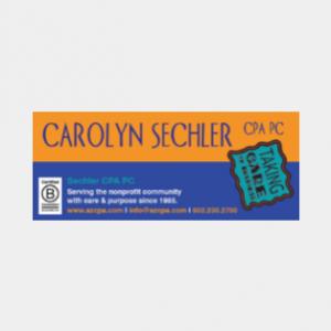 carolyn sechler logo boxed